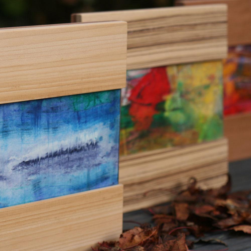 Kunst + Holz
